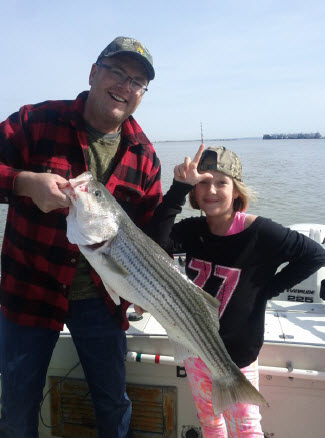 stonebarger striper bass