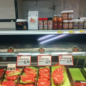 Lucille's Bloody Mary Mix is now being sold at Podesto's Meat Department in Stockton  CA.