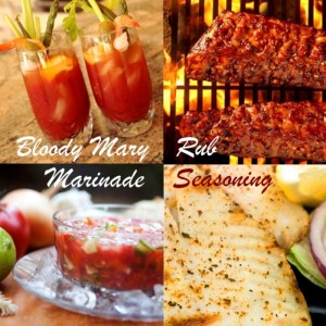 Lucille's Bloody Mary Mix