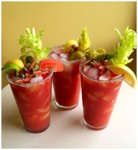 Lucille's Bloody Mary