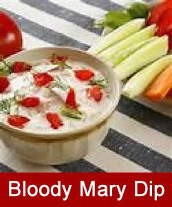 Lucille's Bloody Mary Dip