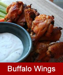 Lucille's Buffalo Wings