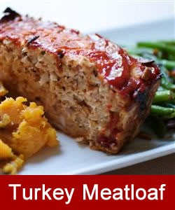 Lucille's Turkey Meatloaf